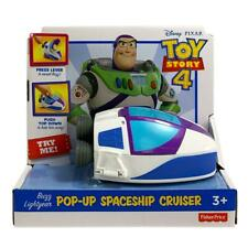 DISNEY TOY STORY 4 BUZZ LIGHTYEAR POP-UP SPACESHIP CRUISER PLAYSET
