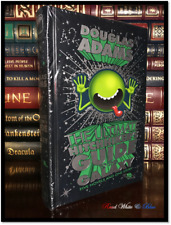 Hitchhikers Guide To The Galaxy by Douglas Adams Sealed Leather Bound Hardback