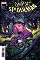 Symbiote Spider-Man #4 Mysterio Symbiote Marvel comic 1st Print 2019 NM
