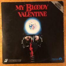 My Bloody Valentine (1980) LASERDISC LV 1447 LD  Paul Kelman George Mihalka