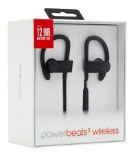Beats by Dr Dre Powerbeats 3 Wireless Bluetooth Earphones ML8V2LL/A - Black