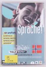 Talk Now Anfänger - Norwegisch CD-ROM