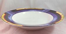 Van Gogh Cafe Terrace At Night Rimmed Soup Bowl 5150 Cereal American Atelier