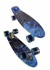 MoBoard Graphic Complete Skateboard   Pro/Beginner   22 inch Classic Style Mini
