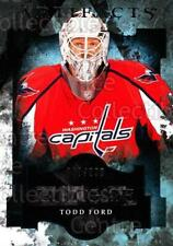 2011-12 UD Artifacts #197 Todd Ford