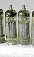 PL500 Endröhren 1962 bzw.1965 Valvo z.B. für HI-FI-Röhrenverstärker CSV60 Braun