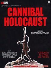Cannibal Holocaust Dvd Horror 1980 Regia di Ruggero Deodato