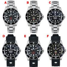 STEELDIVE Sapphire Diver Mens Automatic Mechanical Watch 20Bar BGW9 Luminous