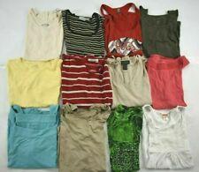Wholesale Bulk Lot of 12 Womens Large Sleeveless Tops Spring Summer Blouses