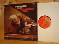 Brahms The 2 Piano Concertos ARTUR RUBINSTEIN RCA US 2 LP VCS-7071 MINT