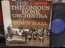 THELONIOUS MONK Orchestra AT TOWN HALL Riverside RLP 12-300 EX/VG+