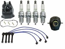 2000-20002 for Honda Accord LX EX 2.3L 4cyl Tune Up Kit NGK V-Power #4