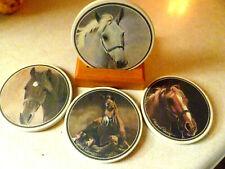 SOUTHWEST RUSTIC HORSES  COASTERS  U PICK SET SIZE