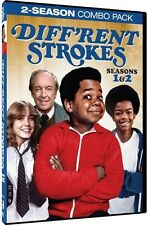 Diff'Rent Strokes: Season 1 & 2 DVD