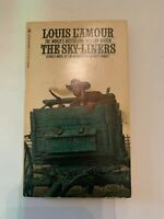 1972 The Sky Liners by Louis L'Amour Bantam Paperback