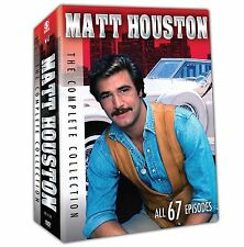 Matt Houston: Complete Lee Horsley Series Seasons 1 2 3 DVD Boxed Set NEW!
