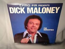 LP DICK MALONEY For Romantics NEW MINT SEALED