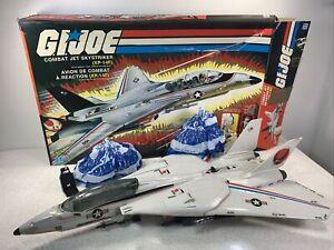 Vintage GI JOE 1983 Skystriker 100% Complete Vehicle HASBRO w Box No Pilot