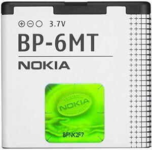 Genuine Nokia BP-6MT Battery for 6720 classic, E51, N81, N81 8GB, N82