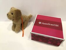 American Girl McKenna Brooks' Dog Cooper NIB - Girl Of The Year 2012 (Retired)