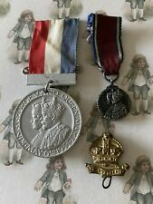 More details for medals george v queen mary diamond jubilee 1935