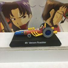 Wacky Races No.9 Varoom Roadster Hanna Barbera Konami Figure Gashapon