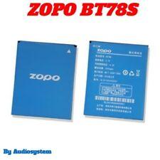 BATTERIA ORIGINALE ZOPO ZP980 ZP980+ C2 C3 2A BT78S BT78H KOMU K5 9515 2000MAH