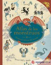 Atlas de los monstruos. NUEVO. ENVÍO URGENTE (Librería Agapea)