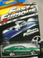 Hot Wheels Fast & Furious Grand Torino Sport On Card