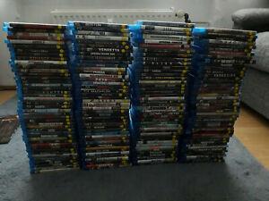 RIESIGE Blu-ray Sammlung 250 Titel - 5x AUSWAHL