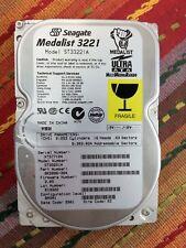 Seagate Medalist 3221 ST33221A 3.2GB HP D6696-60102, 9K2006-304, FW 3.05