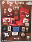 Beer Labels From Anheuser-Busch Budweiser Counted Cross Stitch Pattern Leaflet