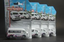 Majorette 2020 THAILAND BMTA SERIES 1 TOYOTA HIACE Van Set of 4