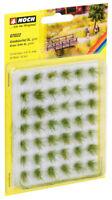 Z N H0 0 escala Noch 07022 Manojos de hierba 42 x 12mm diorama modelismo maqueta