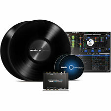 Denon DS-1 DVS System w/ FULL Version Serato DJ w/Control Vinyl & CDs DS1 DEALER