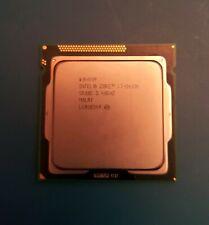 Intel Core Quad Core i7 2600K 3.4GHz Sandy Bridge Processor (SR00C)