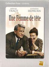 """DVD """"Une femme de tête"""" - Spencer Tracy  NEUF SOUS BLISTER"""