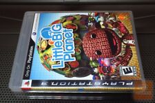 Little Big Planet 1st Print (PlayStation 3 PS3) FACTORY SEALED! - ULTRA RARE!