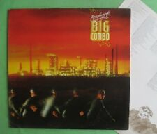 Broderick Smith (ex Dingoes,Carson) Lp + insert - Broderick Smith's Big Combo