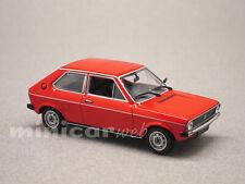 VOLKSWAGEN POLO MKI ROUGE, voiture miniature 1/43e NOREV 940050500