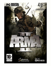 Arma 2 II Steam Key Pc Game Digital Download Code Neu [Blitzversand]