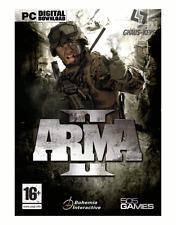 Arma 2 II Steam Key Pc Game Digital Download Code Neu