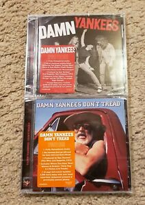 DAMN YANKEES - Rock Candy Remastered Edition - 2 CD Bundle