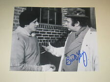 Actor BURT YOUNG Signed 8x10 ROCKY MOVIE Photo BOXING PAULIE AUTOGRAPH 1B