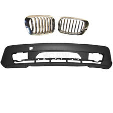 Pair Front Bumper Kidney for BMW 3er E46 manufactured 99-03 Coupe Cabrio before facelift