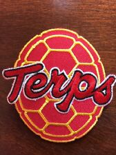 """University of Maryland Terrapins Vintage Embroidered Iron On Patch 3"""""""