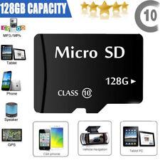 128GB Micro SD SDHC Speicherkarte inkl. SD Kartenadapter Class 10 UNIVERSAL NEU