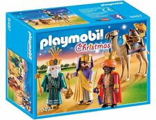Playmobil BELEN, FIGURAS, REYES MAGOS, NAVIDAD 9497, NOVEDAD , BELEN