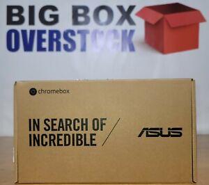 ASUS Chromebox 3 N7043U Mini Desktop i7, 4GB/32GB SSD - Factory New