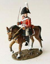 DEL PRADO OFFICER BRITISH 5TH DRAGOONS GUARDS 1812  HAND PAINTED METAL